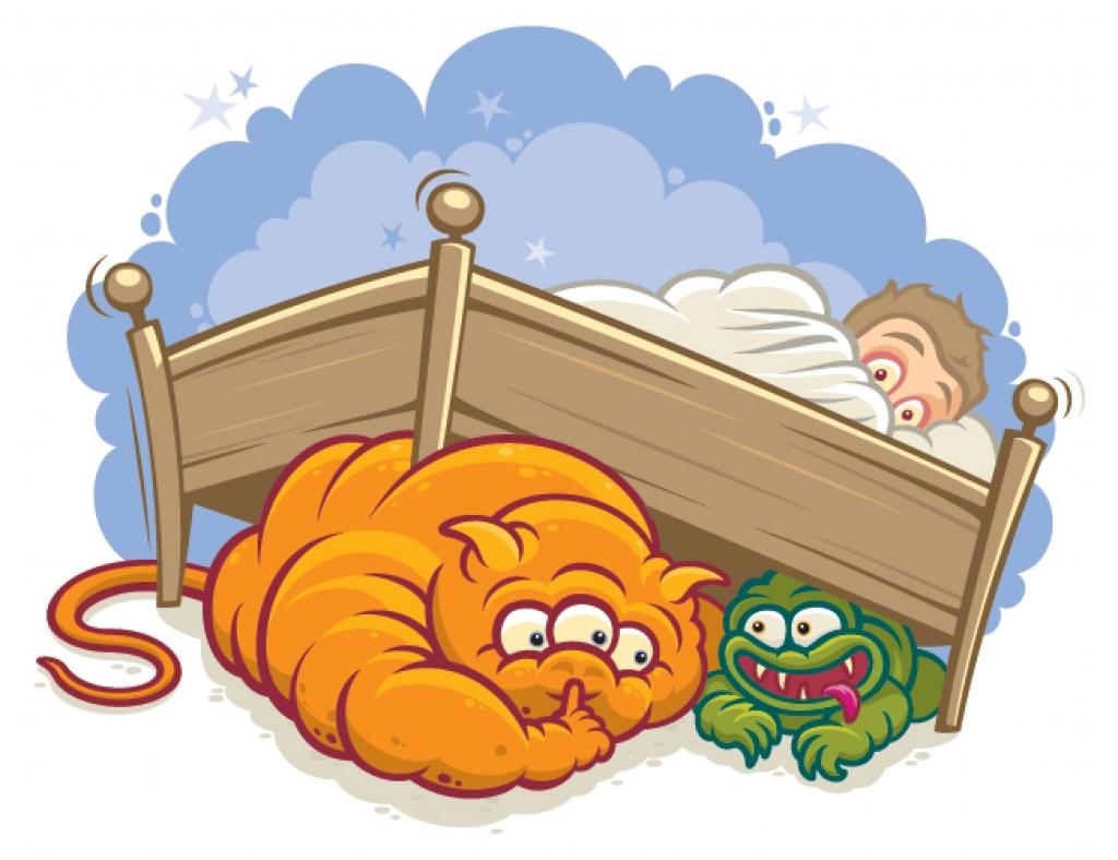 Monştrii de sub pat