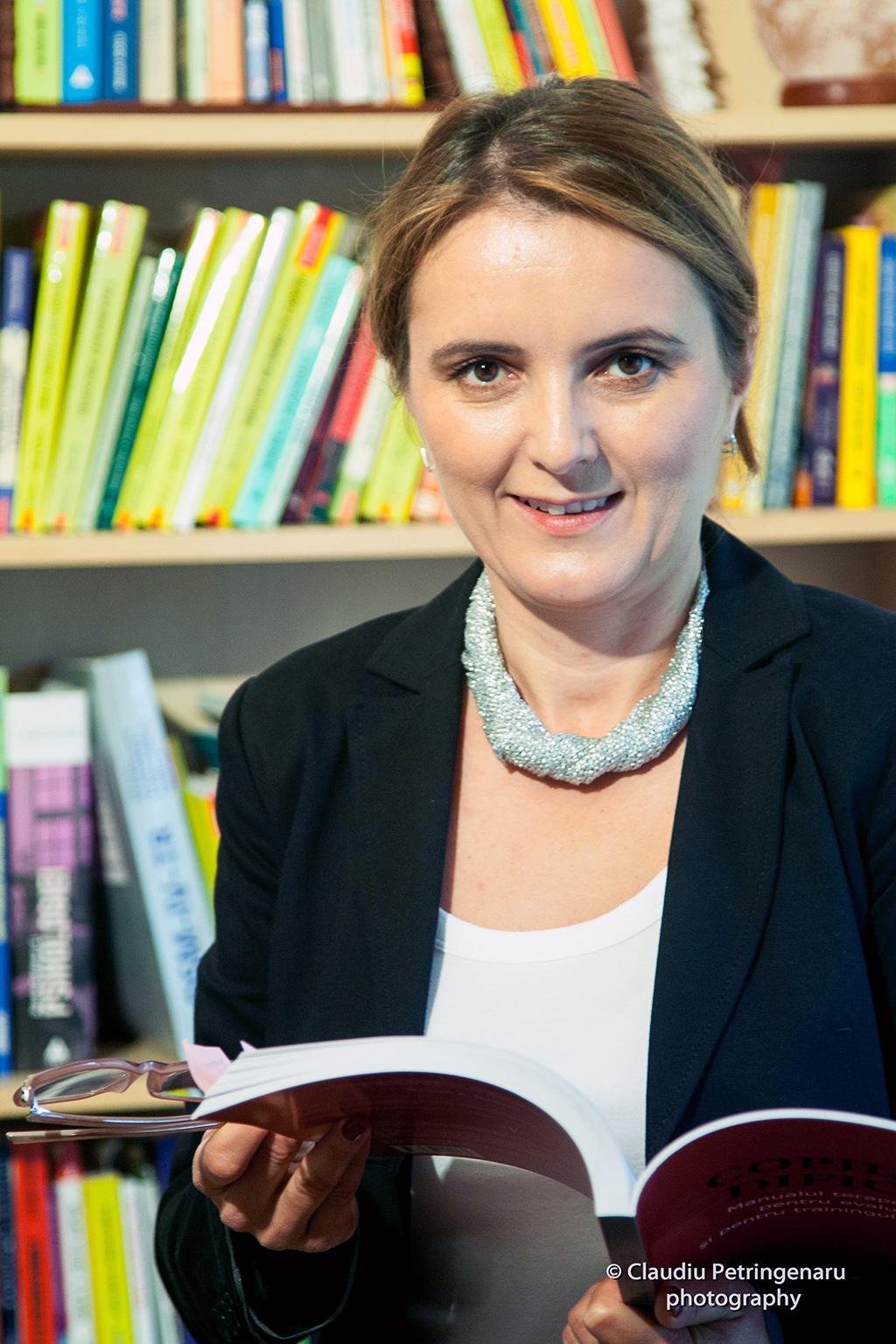 psiholog Diana Popescu